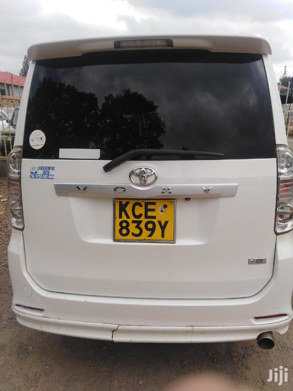 Toyota Noah 2008 White | Cars for sale in Roysambu, Nairobi, Kenya
