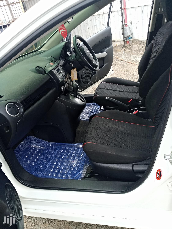 Archive: New Mazda Demio 2012 White