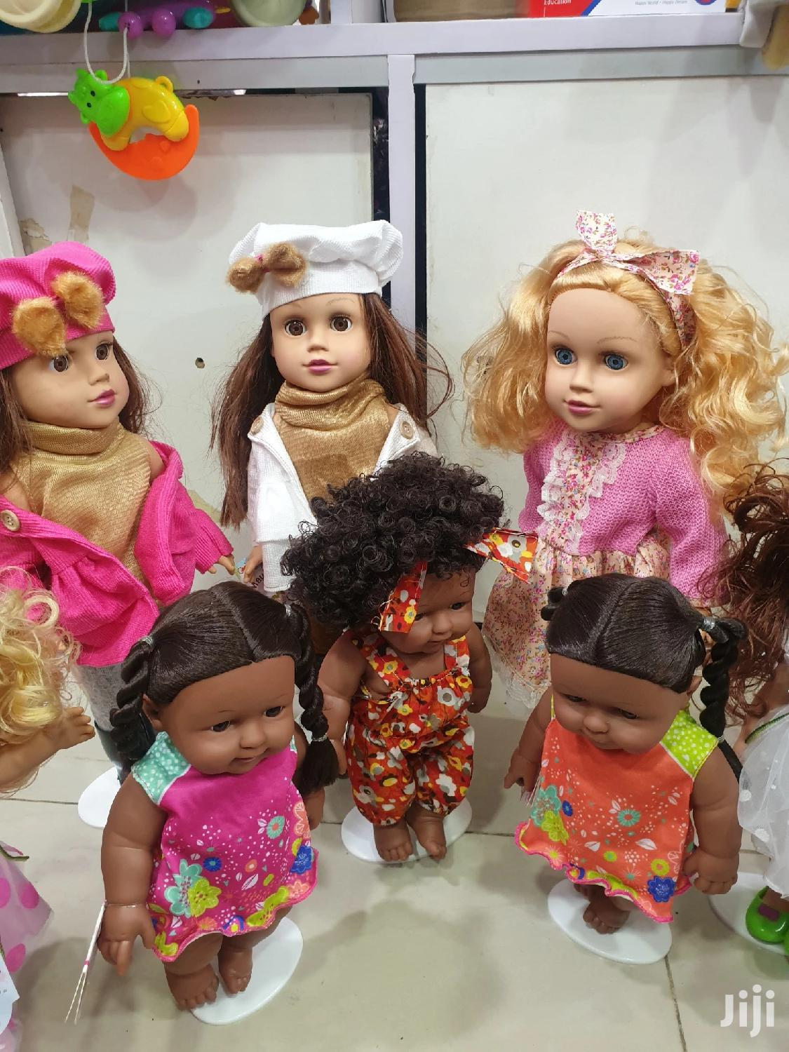 Caucasian And African Dolls Both Musical And Talking | Toys for sale in Nairobi Central, Nairobi, Kenya