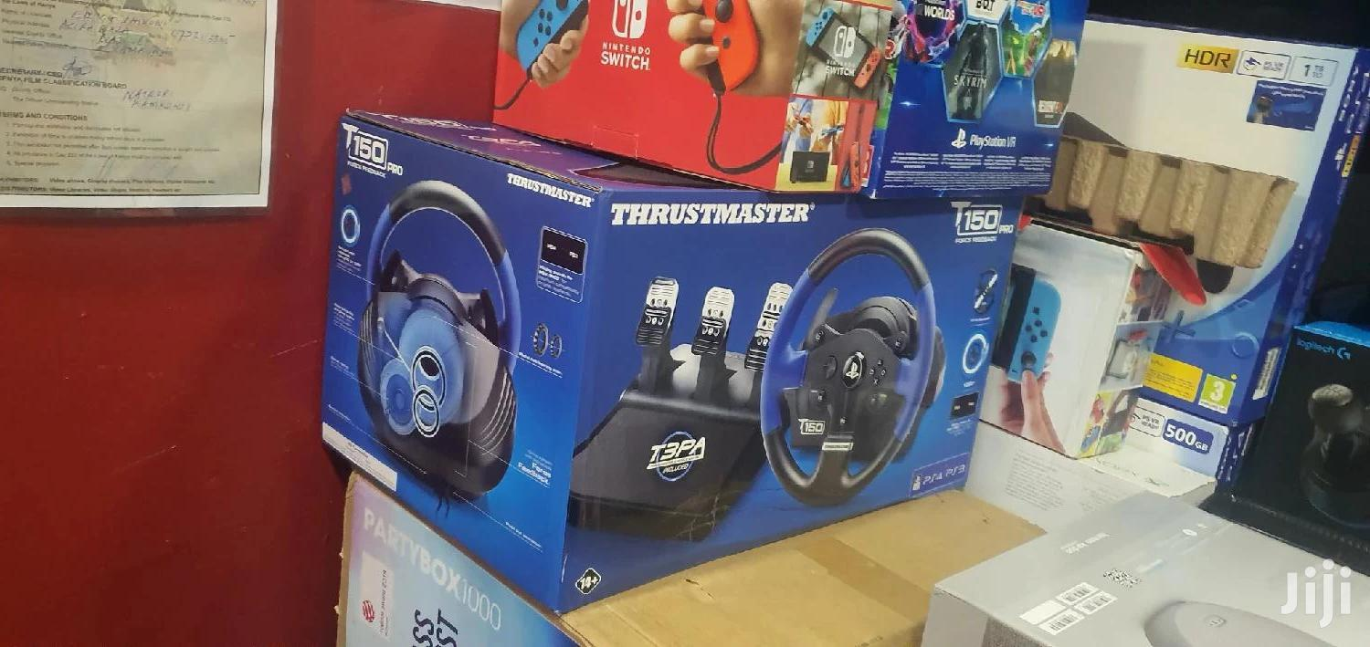 T150 Pro Thrustmaster T150 Pro Racing Wheel | Video Game Consoles for sale in Nairobi Central, Nairobi, Kenya