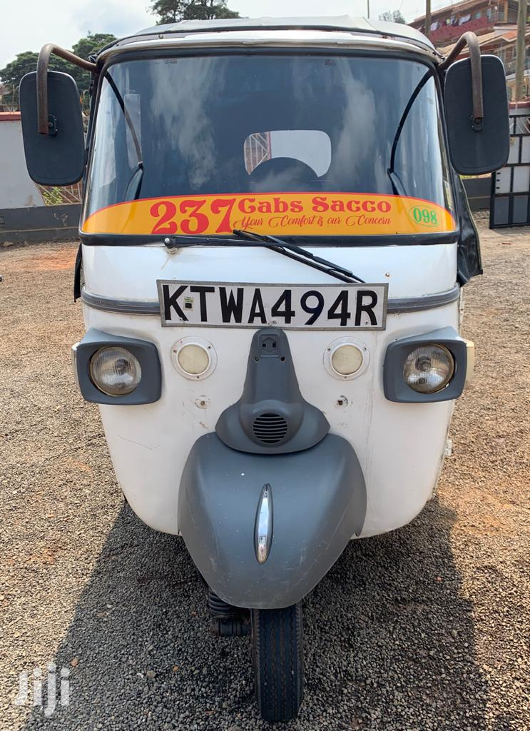 Piaggio 2012 White | Motorcycles & Scooters for sale in Township G, Murang'a, Kenya