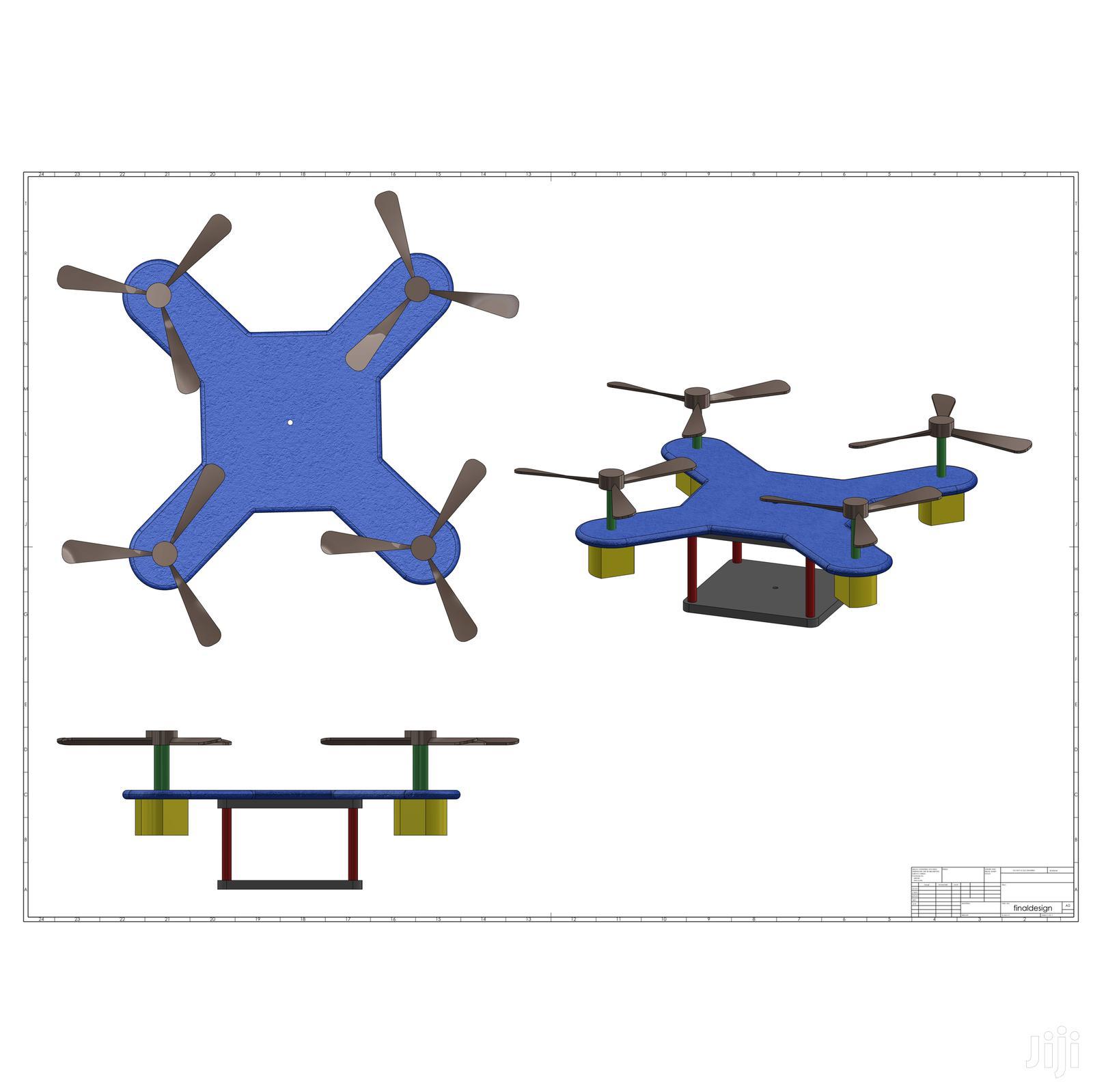 Solidworks & Autodesk Inventor CAD Modelling