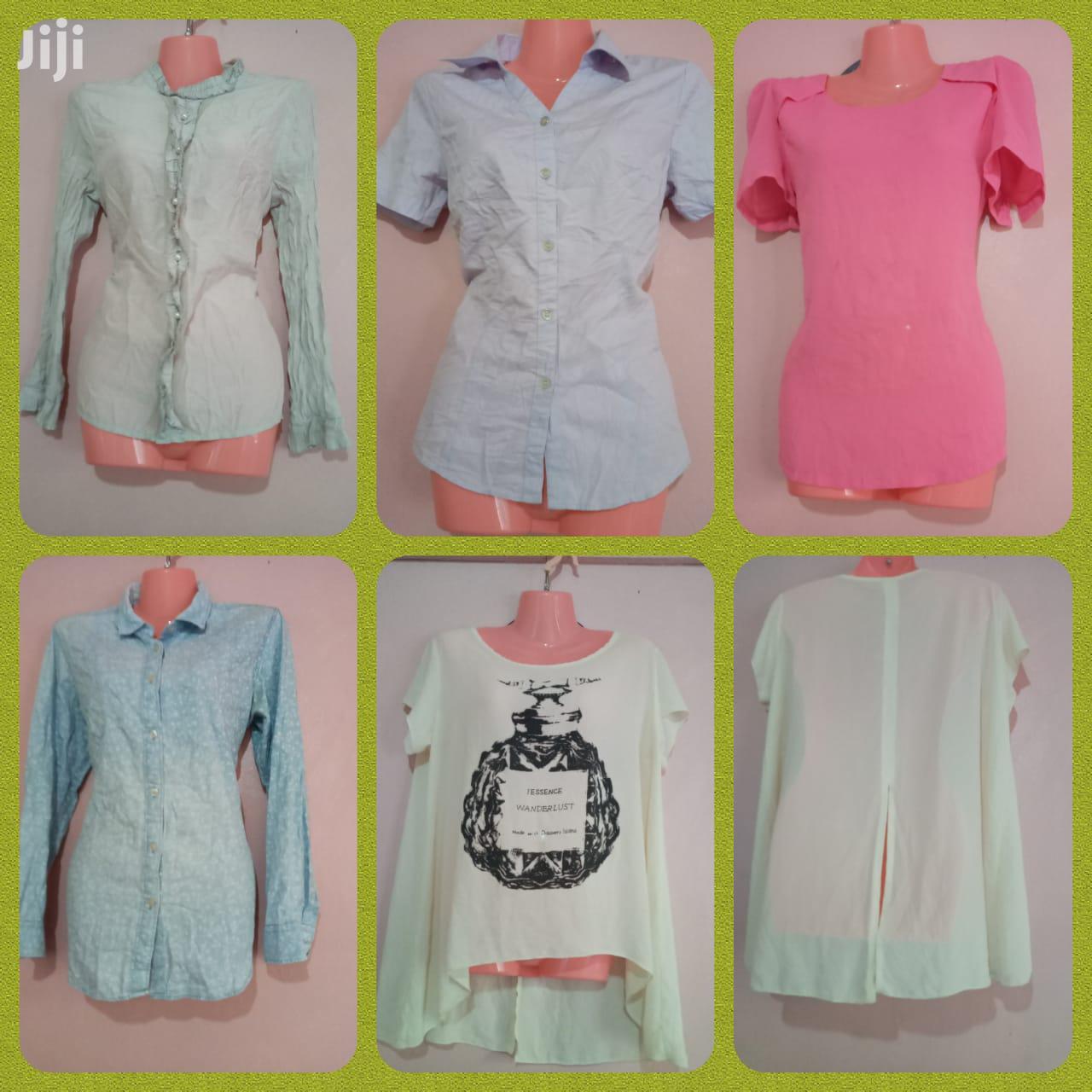 Cotton, Polysilk And Chiffon Tops | Clothing for sale in Central Sakwa (Bondo), Siaya, Kenya