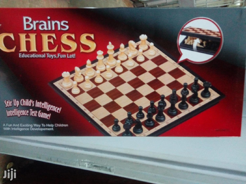 Chess (Brains Chess)