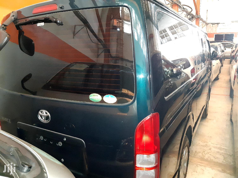 Toyota HiAce 2013 Green   Buses & Microbuses for sale in Mvita, Mombasa, Kenya