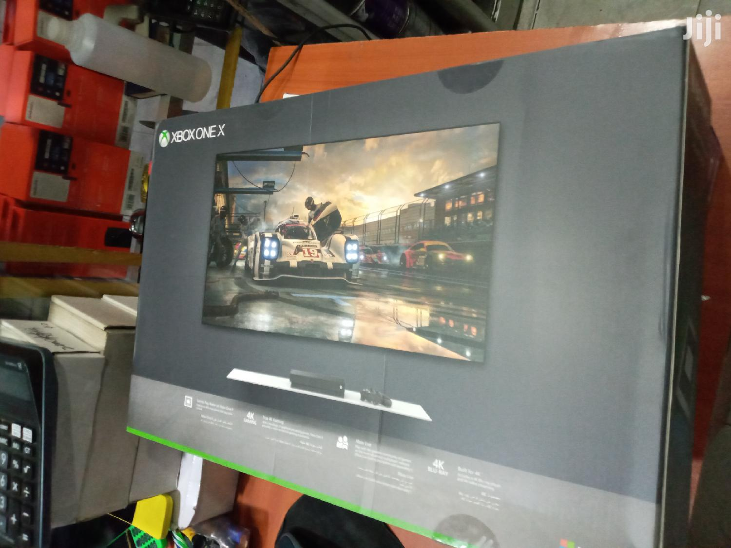 Archive: Xbox One X New