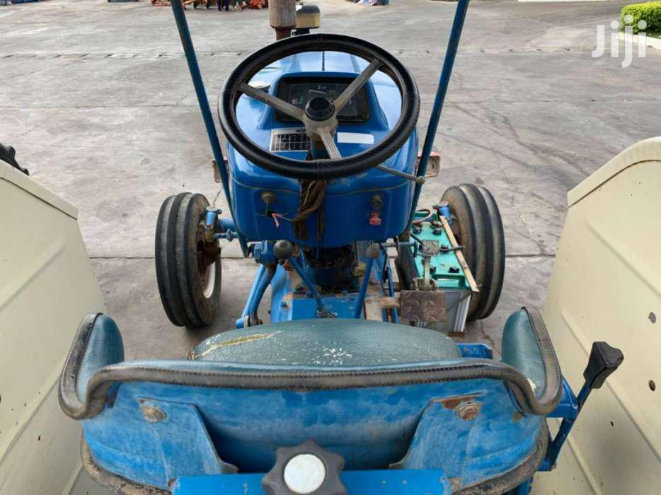 Ford Tractor 5610 2wd 1975 72 Hp ( PANICH )