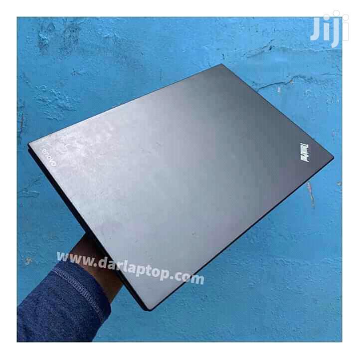 Laptop Lenovo ThinkPad X1 Carbon 8GB Intel Core I7 SSD 256GB