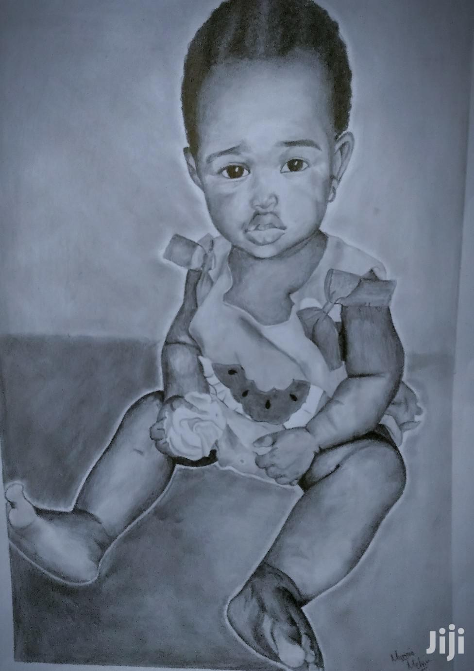 Pencil Portraits | Arts & Crafts for sale in Nairobi Central, Nairobi, Kenya