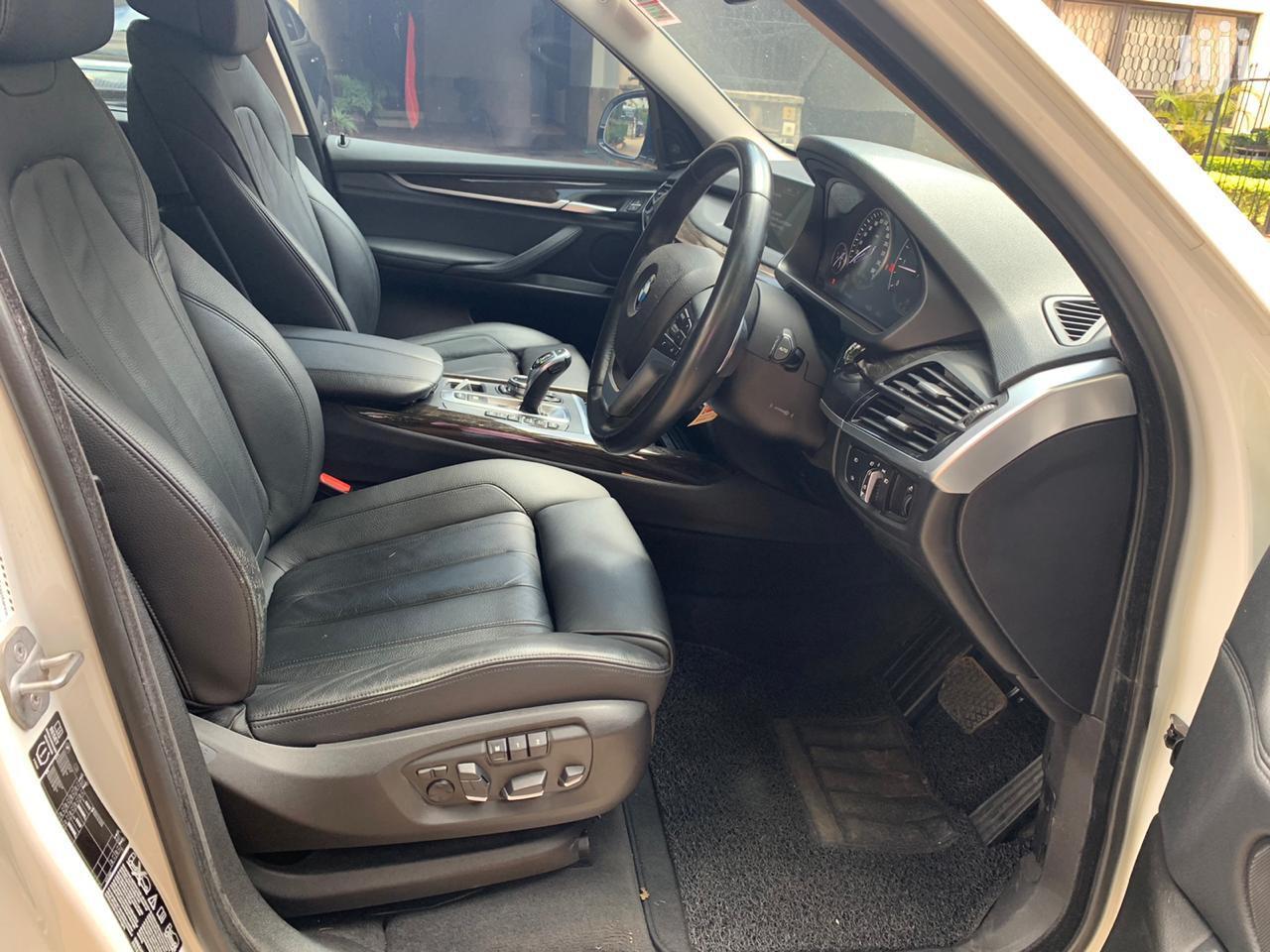 BMW X5 2014 White | Cars for sale in Lavington, Nairobi, Kenya