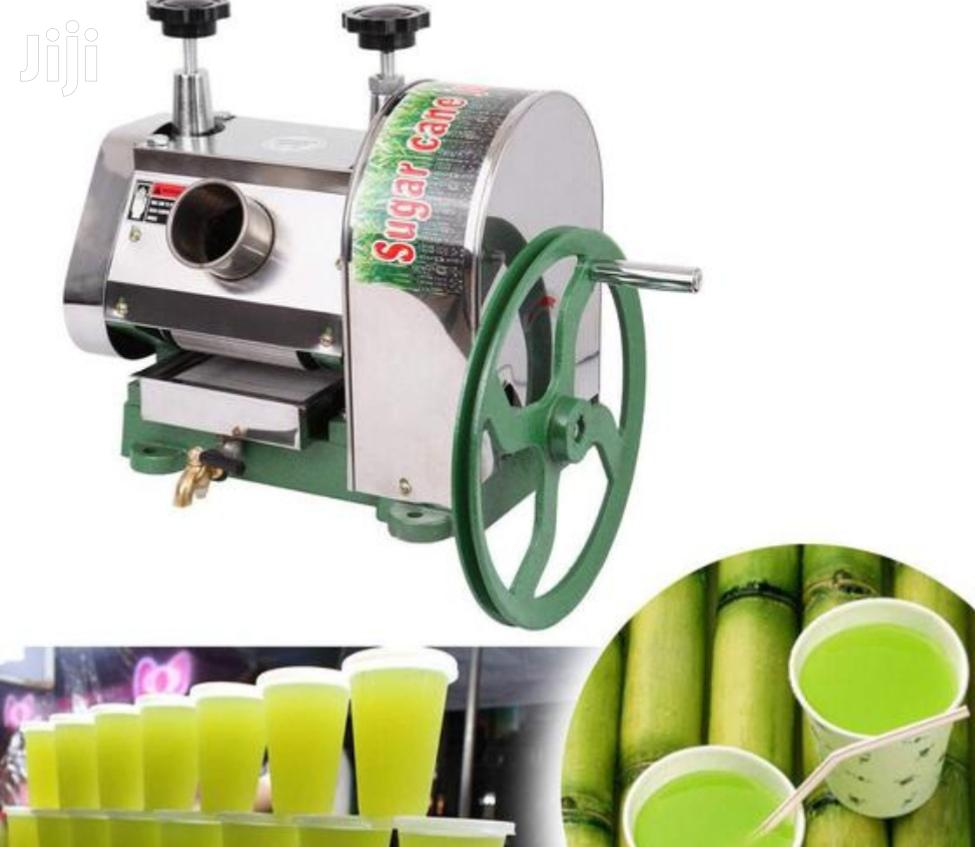 Sugarcane Juice Extracting Machine In Nairobi Central Kitchen Appliances Jane Boro Jiji Co Ke For Sale In Nairobi Central Buy Kitchen Appliances From Jane Boro On Jiji Co Ke