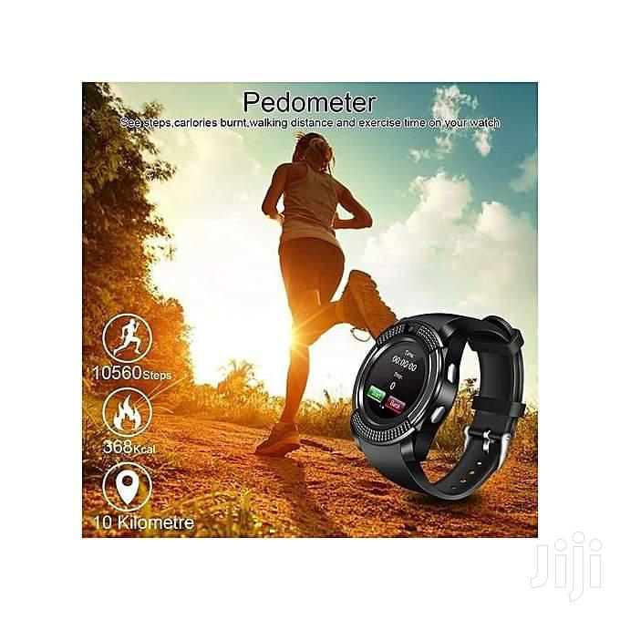 V8 Smart Watch | Smart Watches & Trackers for sale in Nairobi Central, Nairobi, Kenya