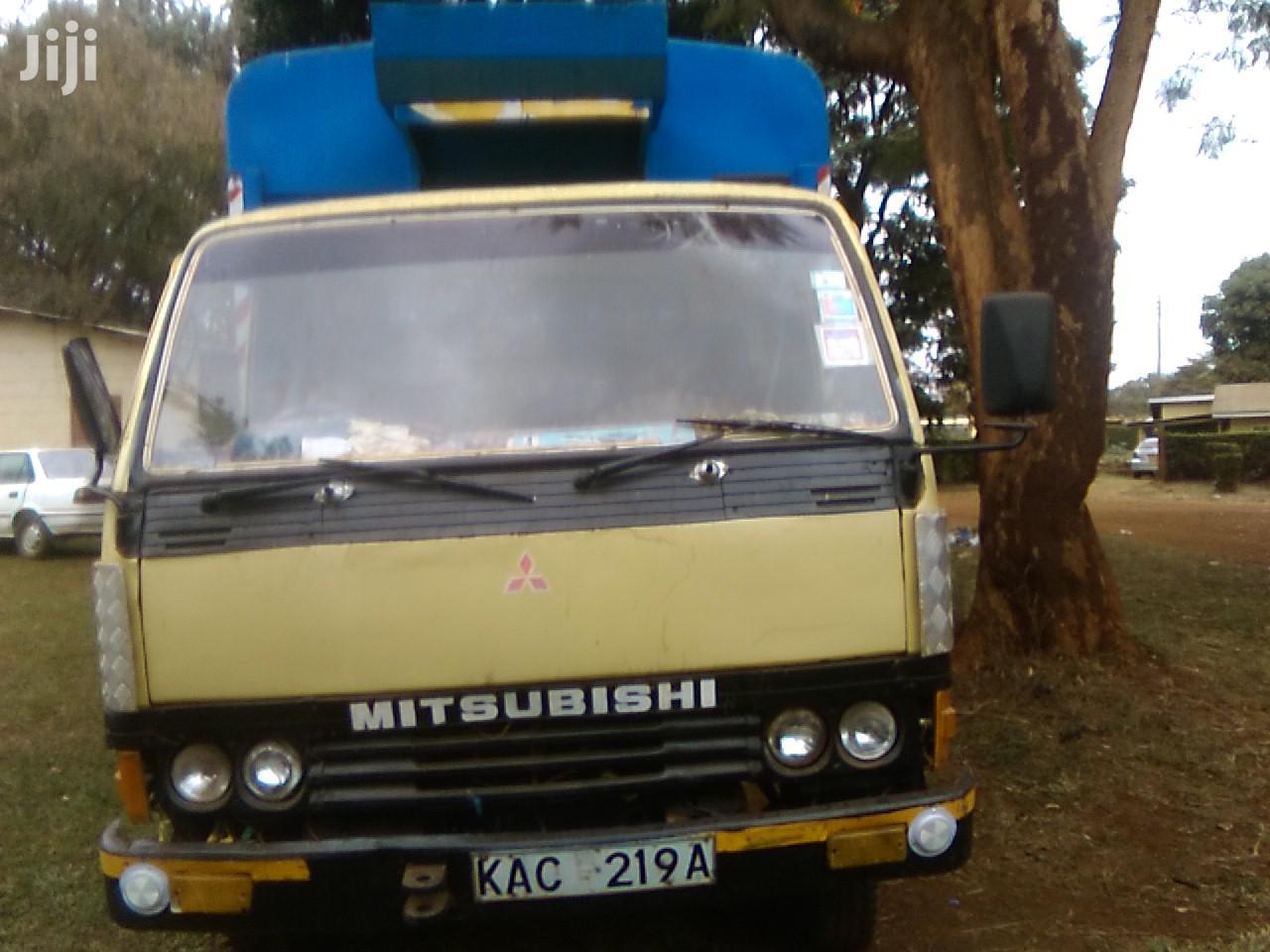 Archive: 1991 Mitsubishi