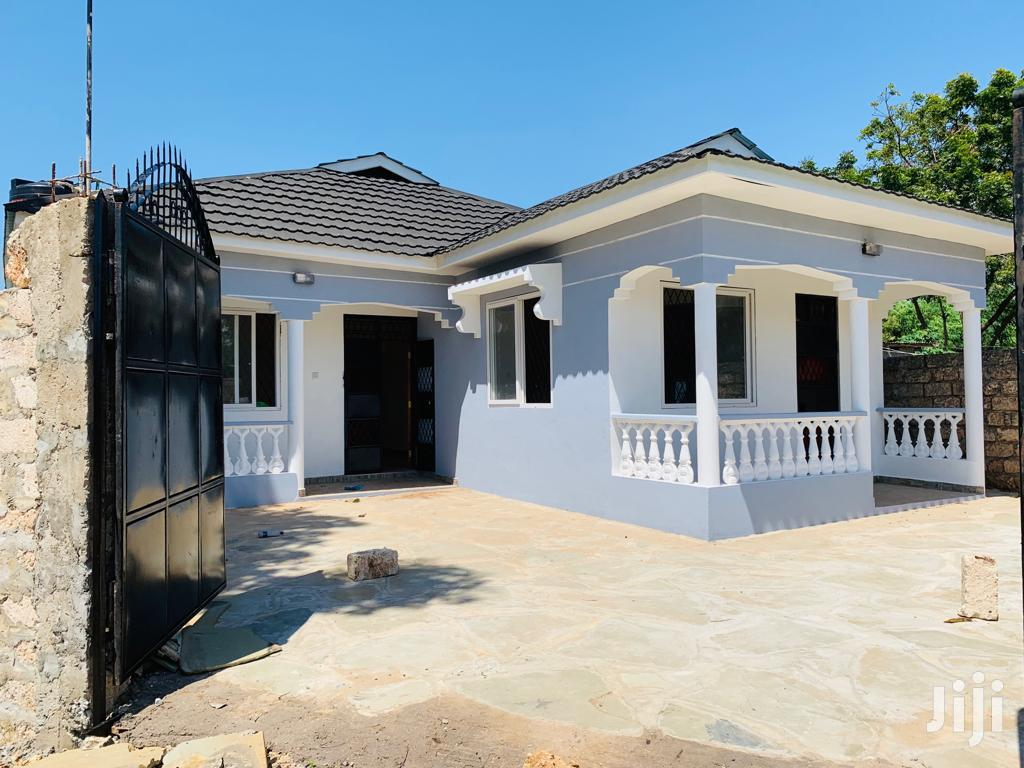 Mtwapa// Executive 4 Bedroom Bungalow Own Compound