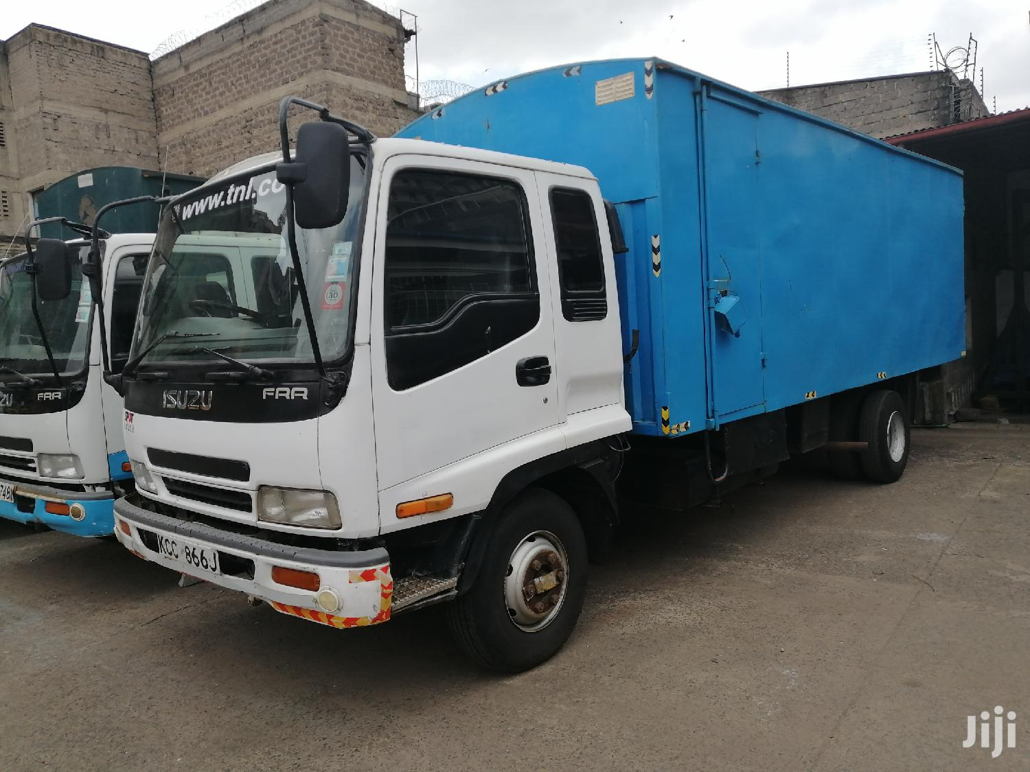 Archive: Isuzu FRR Available for Sale