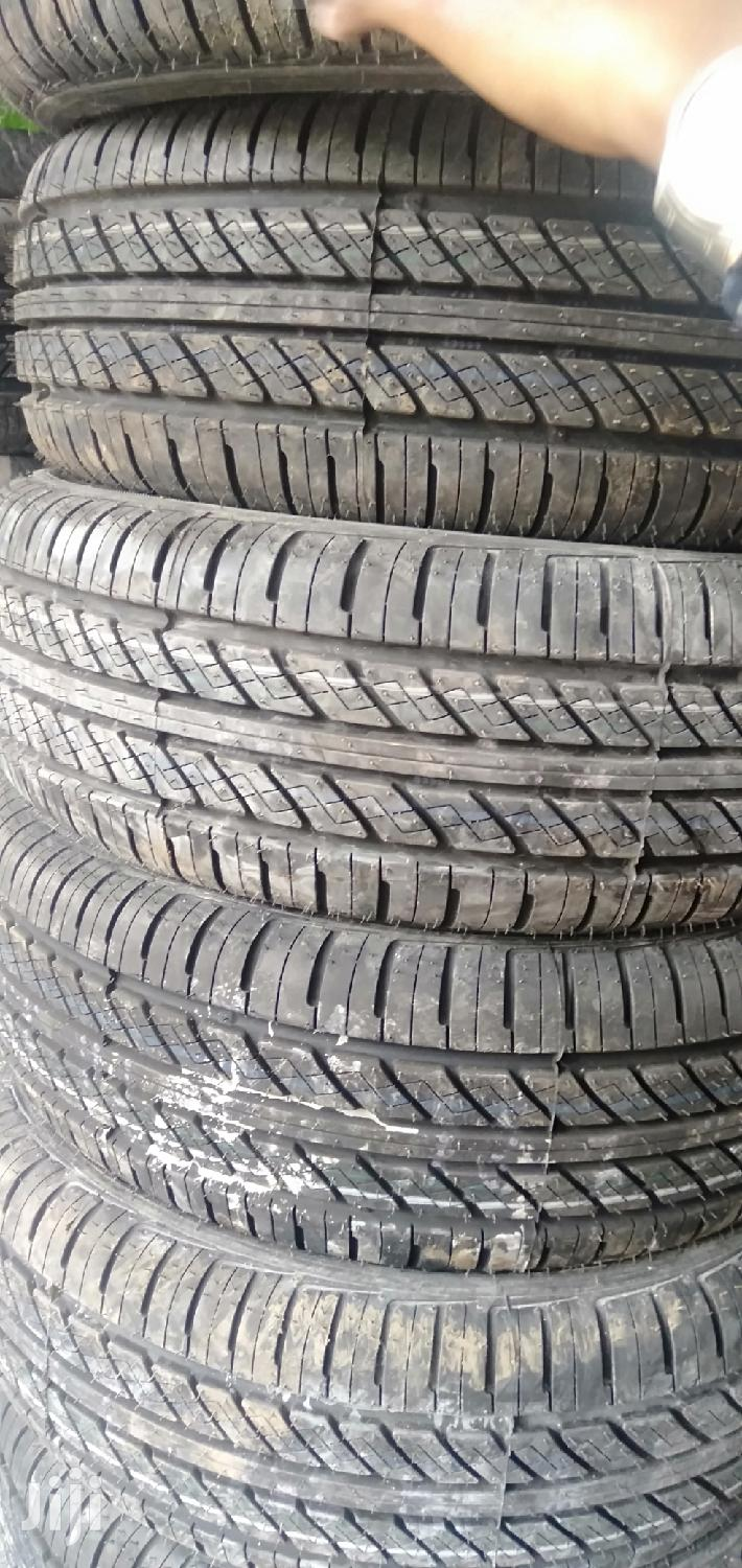 185/70r13 Achilles Tyre's Is Made In Indonesia