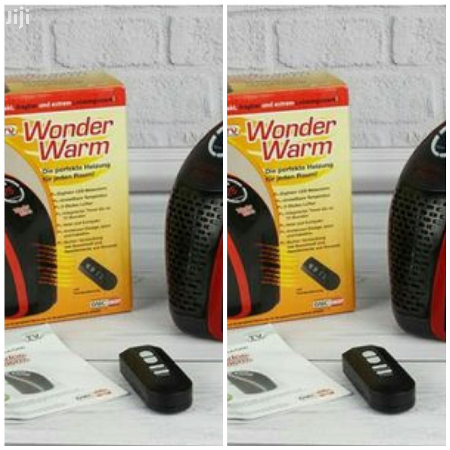Wonder Warm Room Heater