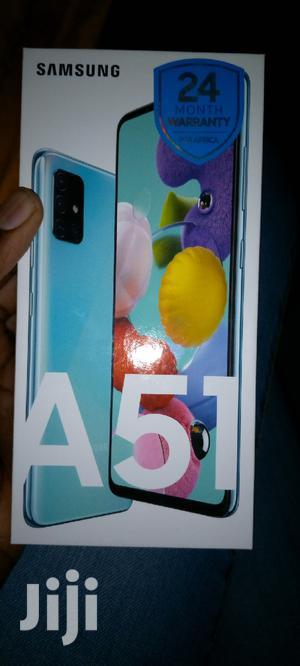 New Samsung Galaxy A51 128 GB Blue