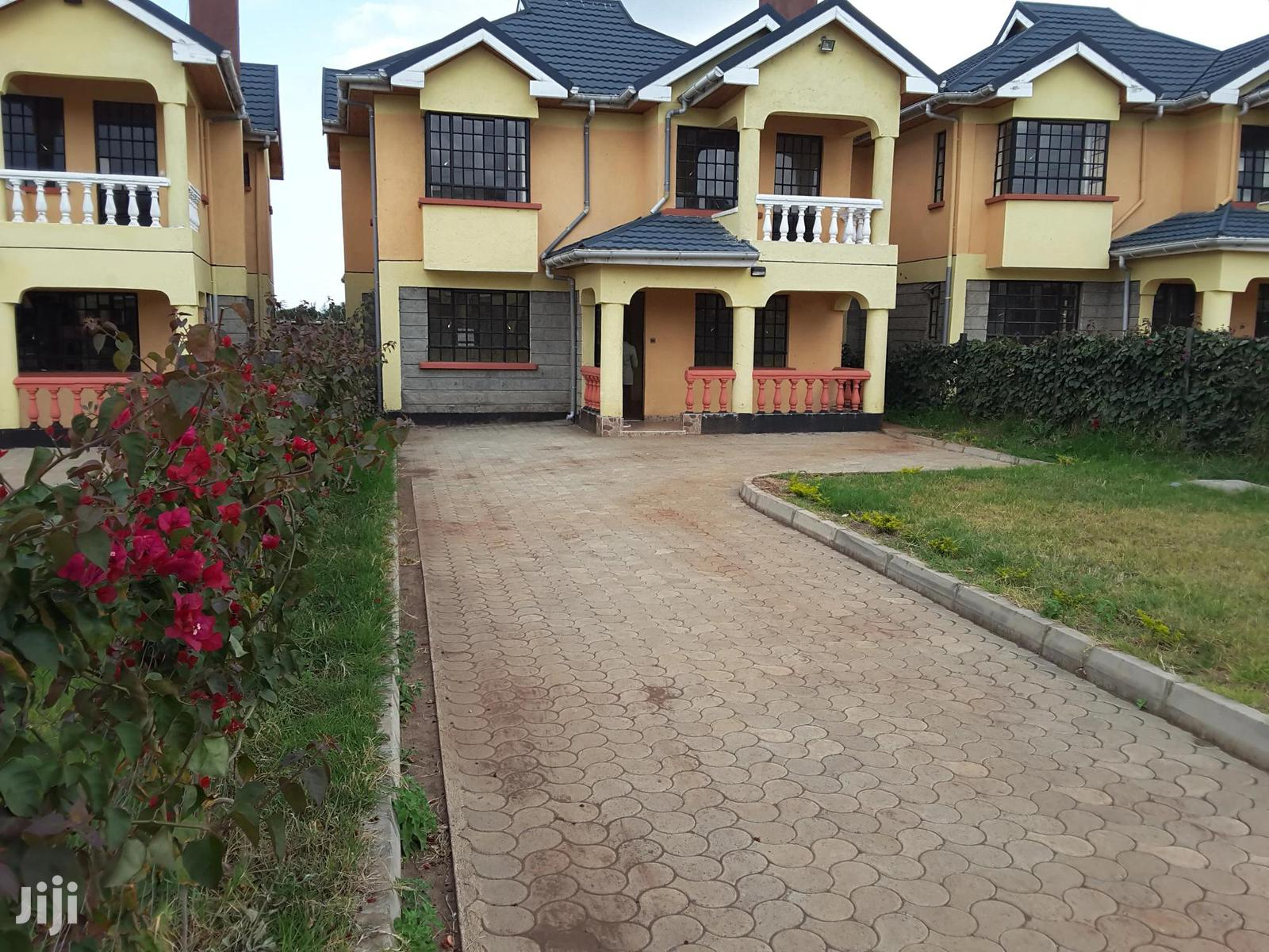 Beautiful 4 BR Houses In Ngong