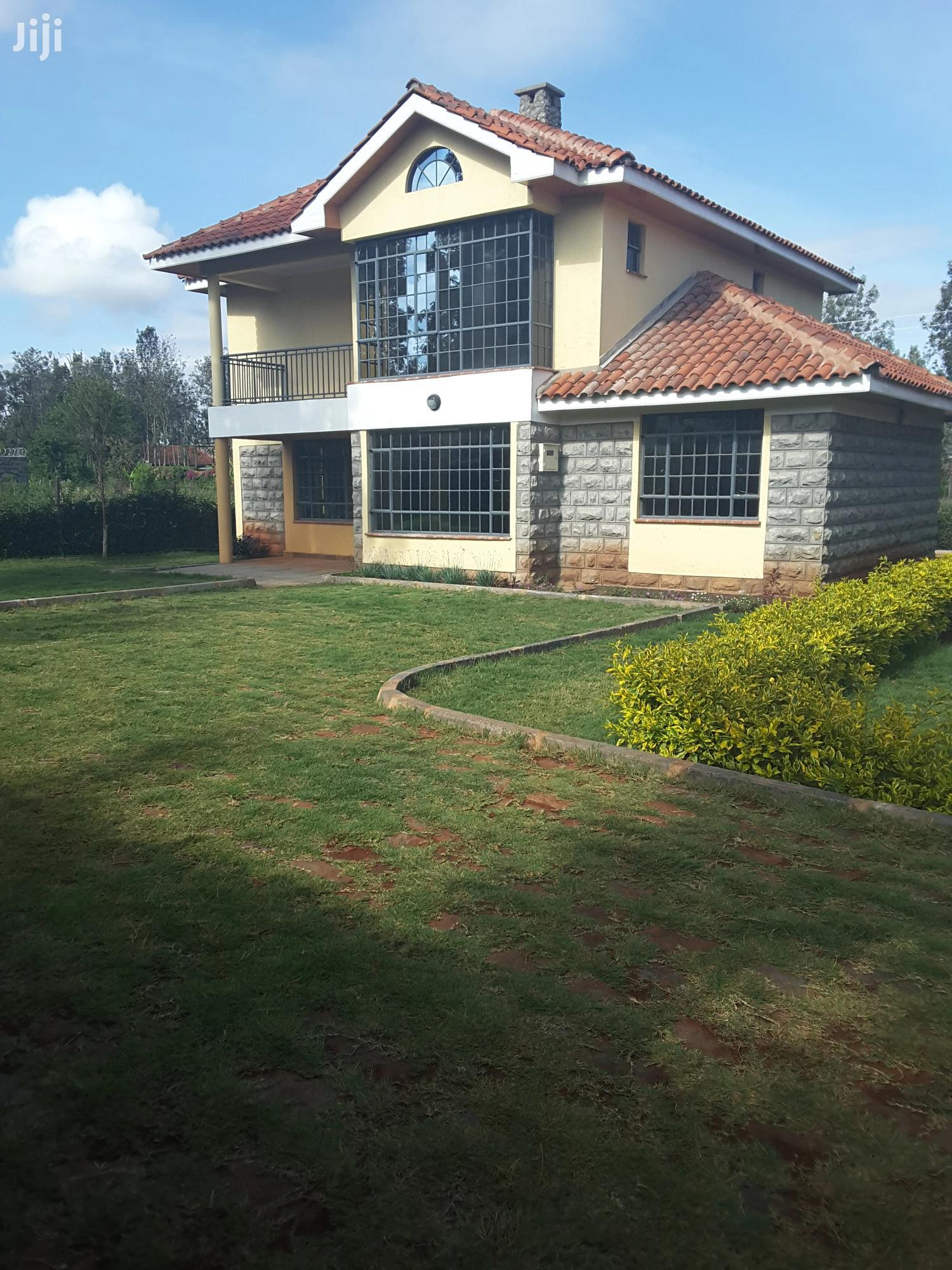 Lovely 4 BR Houses In Ongata Rongai