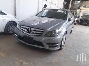 New Mercedes-Benz C200 2013 Silver | Cars for sale in Mombasa, Mvita