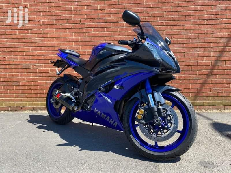 New Yamaha R6 2014 Blue | Motorcycles & Scooters for sale in Nairobi Central, Nairobi, Kenya