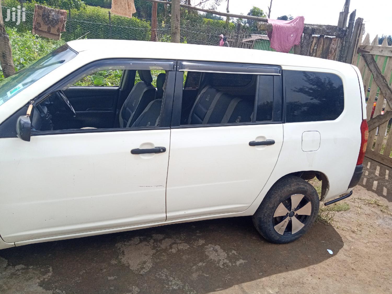 Toyota Succeed 2007 White   Cars for sale in Embakasi, Nairobi, Kenya