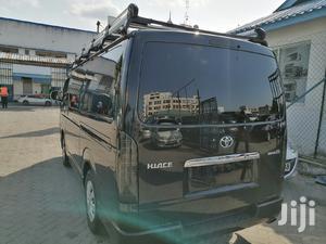 Toyota Hiace 2013 Black For Sale | Buses & Microbuses for sale in Mombasa, Mvita