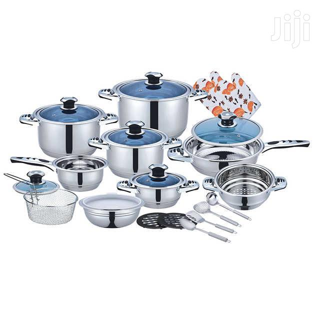 25pc Induction Cooking Set