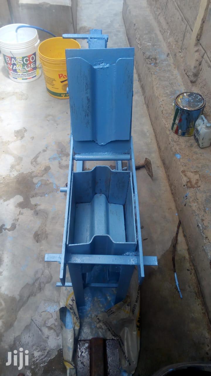 Manual Interlocking Brick Machines | Manufacturing Equipment for sale in Njiru, Nairobi, Kenya