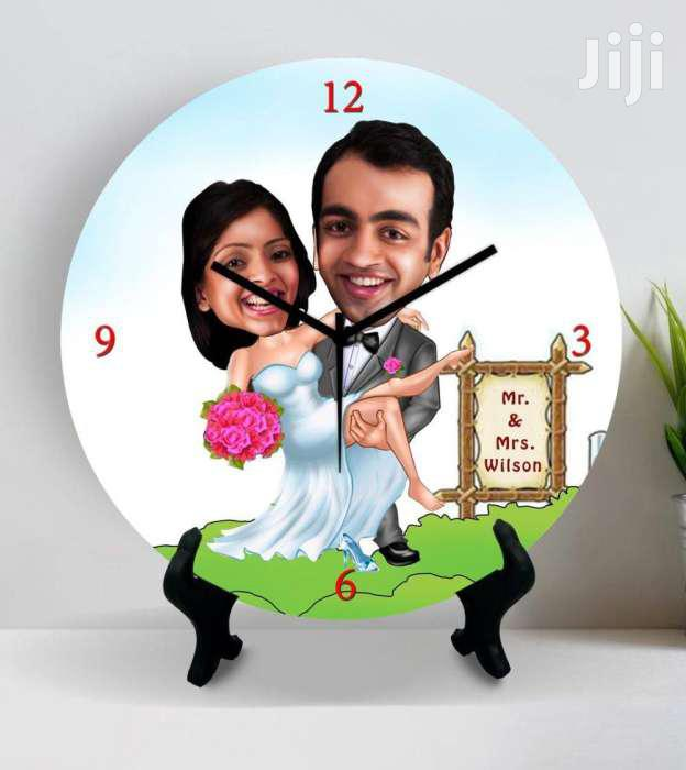 Branded  Wall Clocks Available