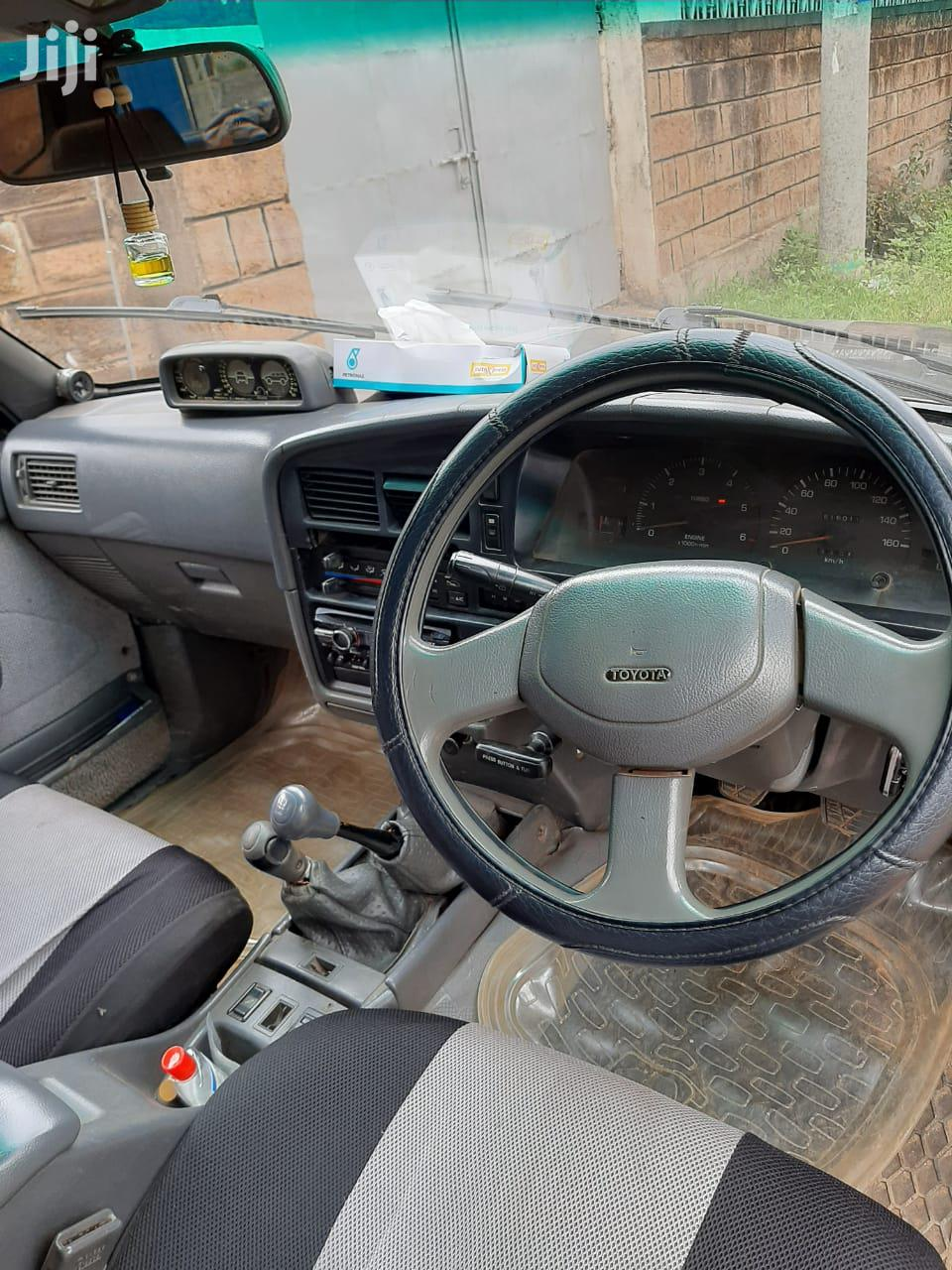 Toyota Surf 1995 Gray | Cars for sale in Thika, Kiambu, Kenya