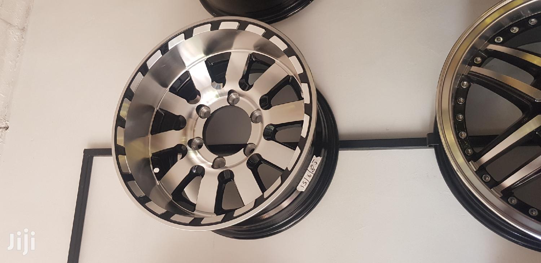 8 J Rims For Nissan Matatu