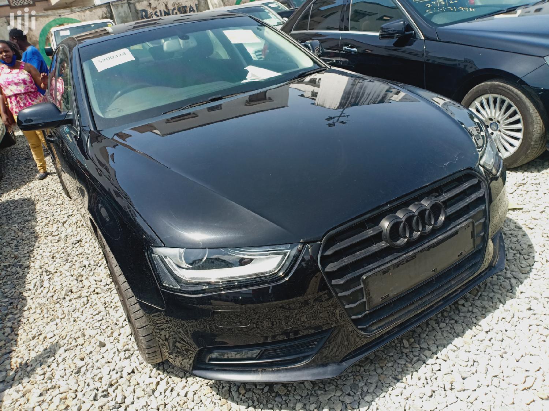 Audi A4 2012 2.0 TSFI AllRoad Black