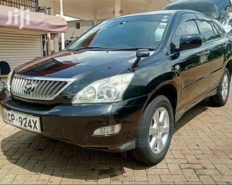 Archive: Toyota Harrier 2012