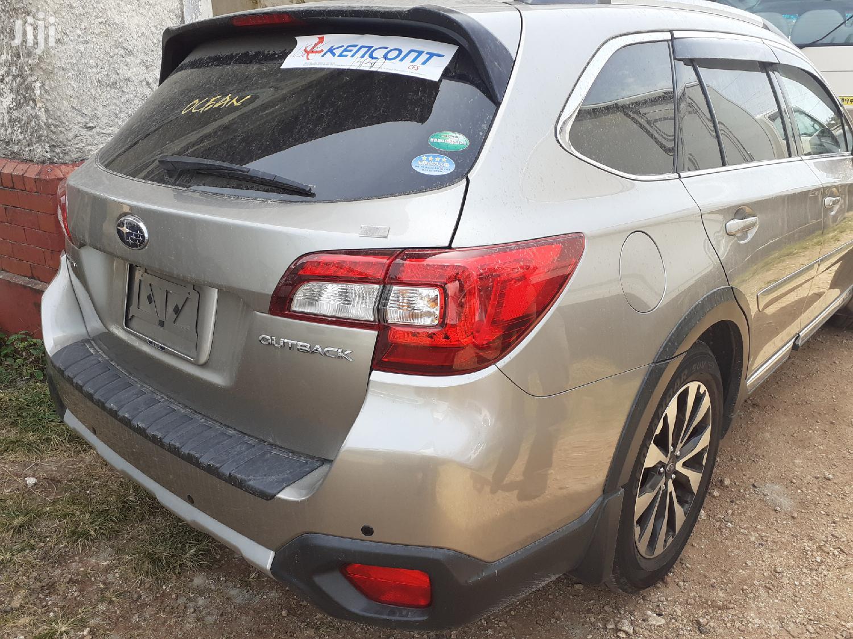 Subaru Outback 2015 Gold   Cars for sale in Mvita, Mombasa, Kenya