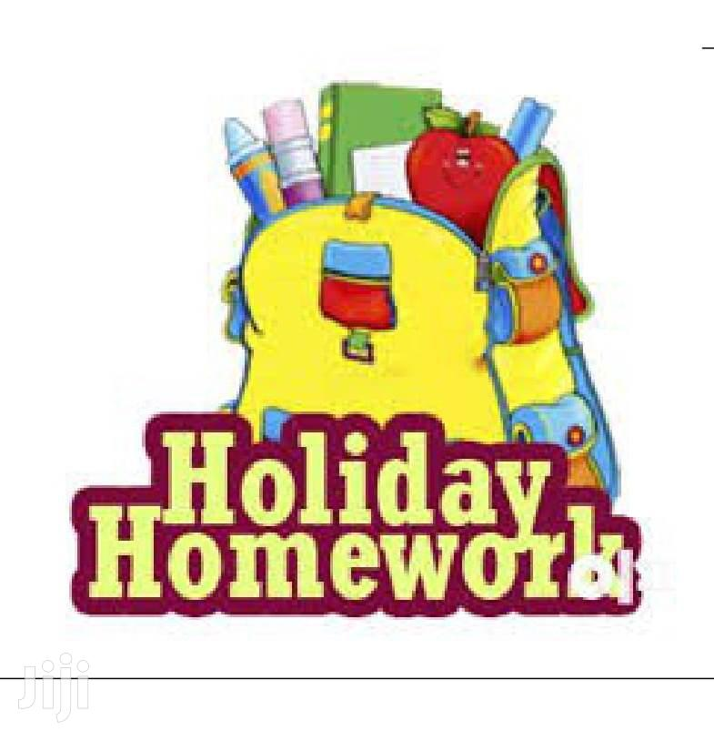 Archive: Revision Papers Plus Holidayhomework Readly Available