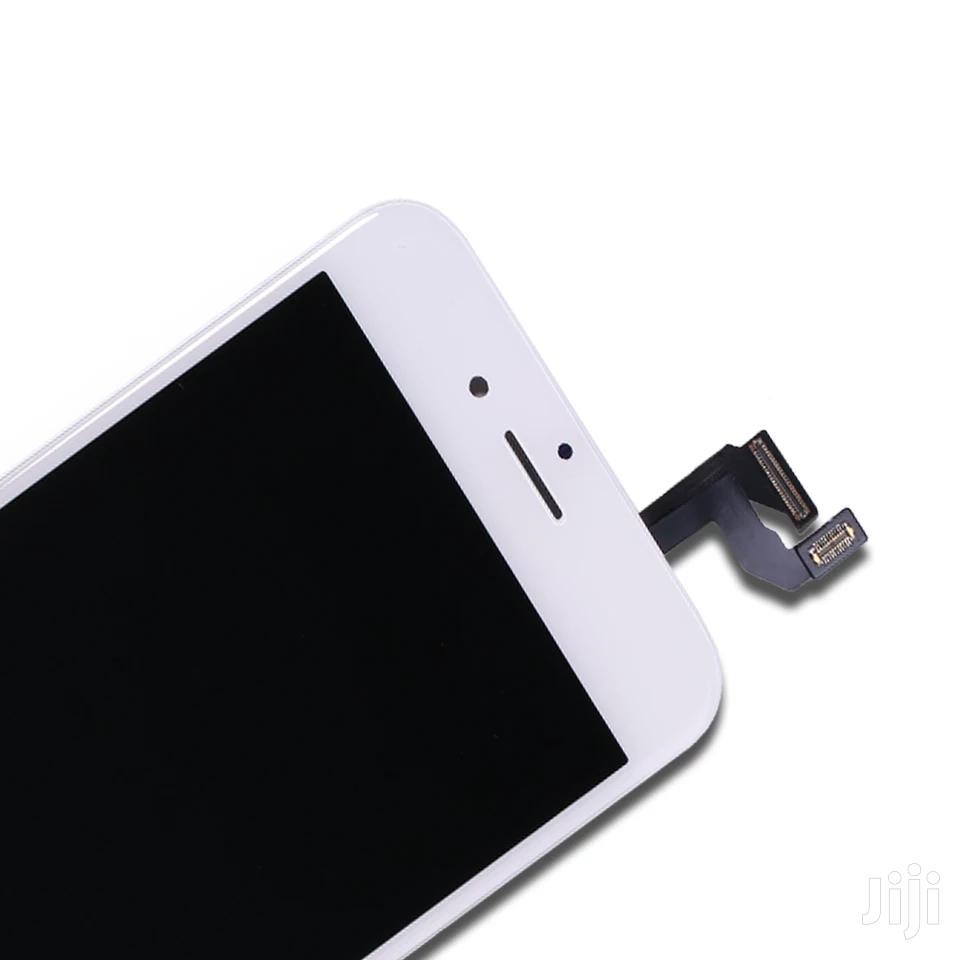iPhone 6 Plus LCD Screen Replacement-white | Accessories for Mobile Phones & Tablets for sale in Nairobi Central, Nairobi, Kenya