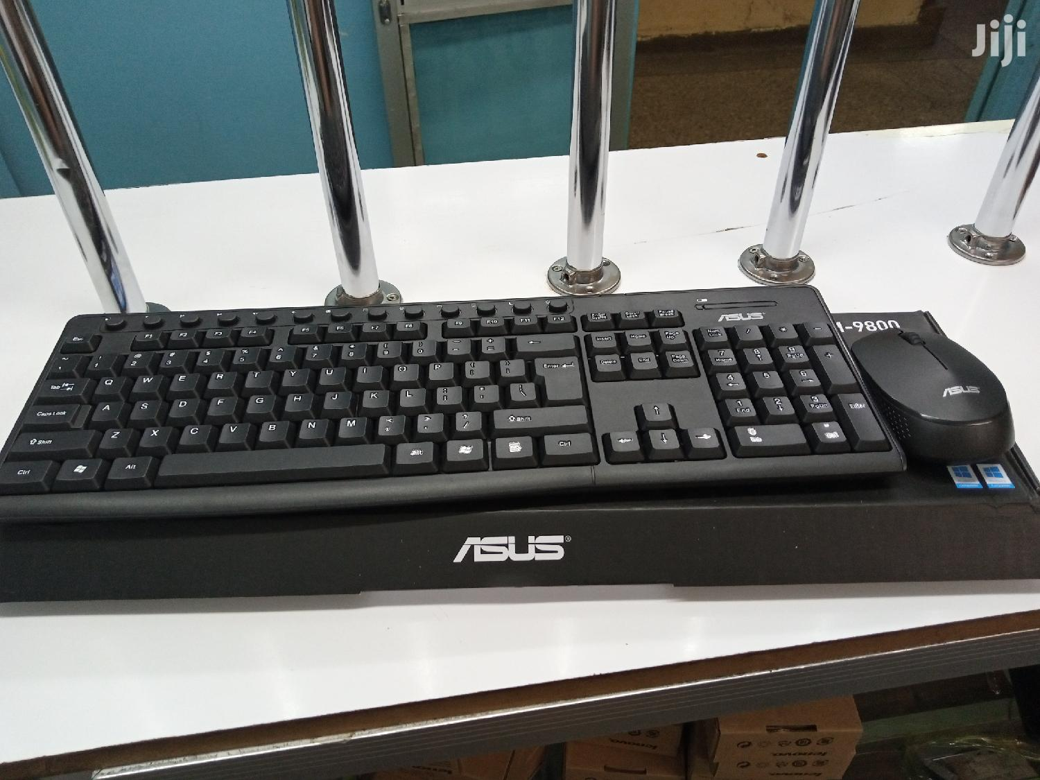 Km-9800 ASUS Keyboard and Mouse