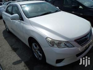 Toyota Mark X 2013 White   Cars for sale in Mombasa, Mvita
