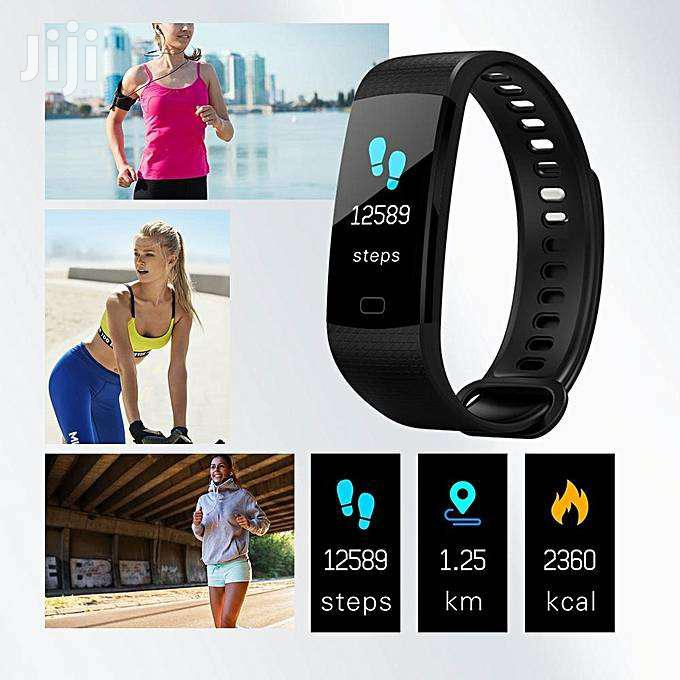 Y50 Sports Smart Bracelet Watch With Heart Rate Blood Pressure Monitor   Tools & Accessories for sale in Nairobi Central, Nairobi, Kenya