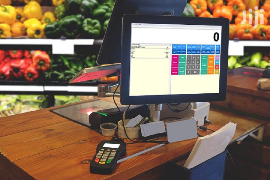 Point Of Sale {POS SOFTWARE}