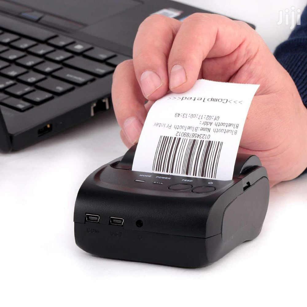Thermal POS Receipt Printer Bill Machine Supermarket