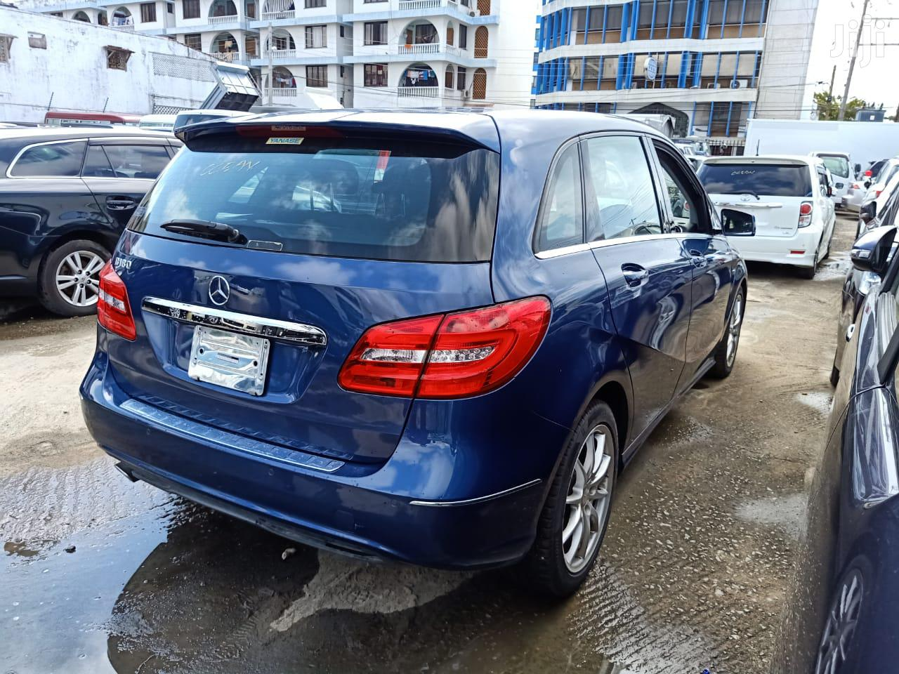 Mercedes-Benz B-Class 2013 Blue | Cars for sale in Mvita, Mombasa, Kenya
