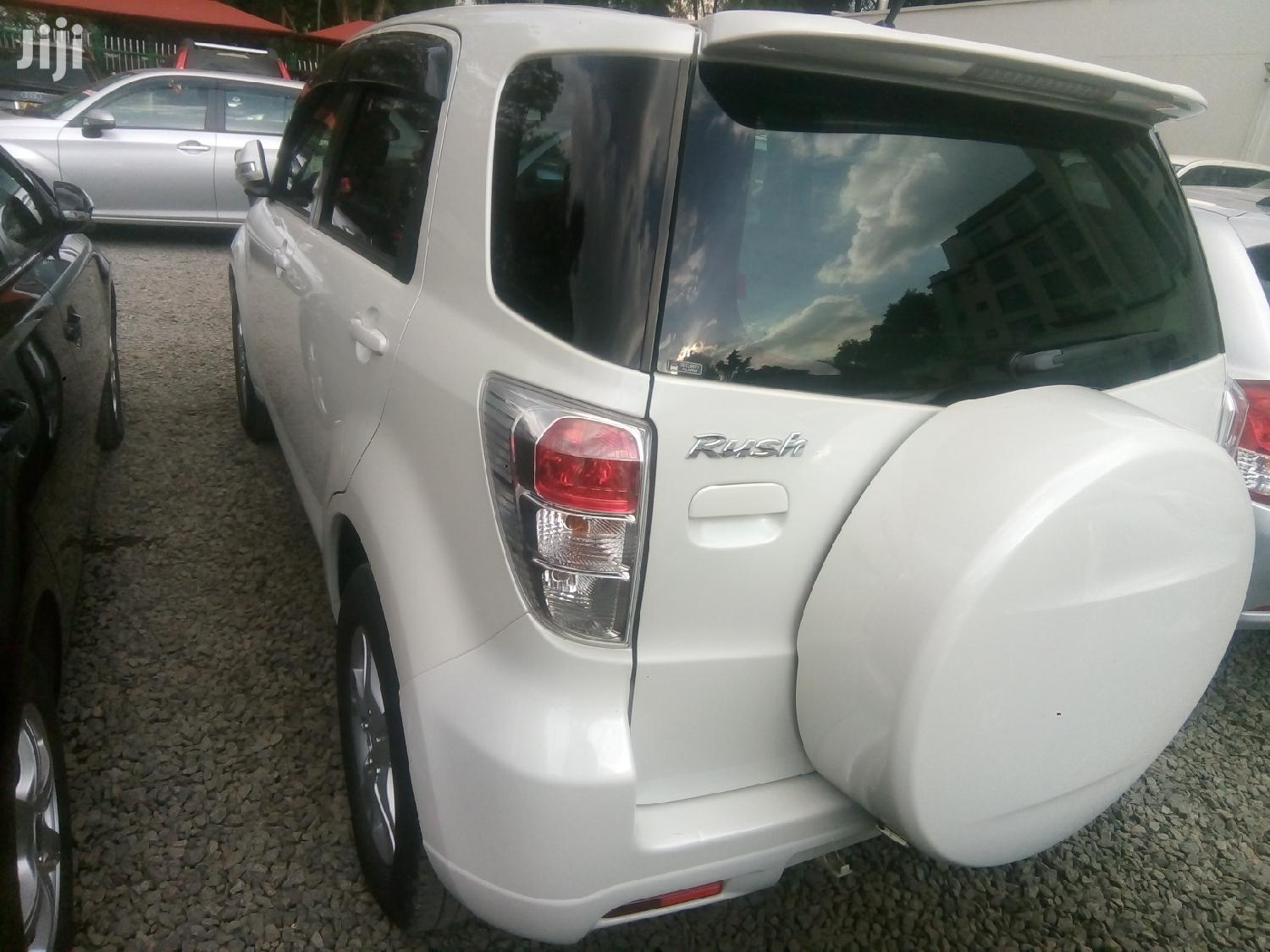 Archive: New Toyota Rush 2014 White