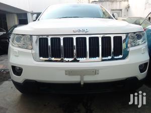 New Jeep Grand Cherokee 2013 White   Cars for sale in Mombasa, Mvita