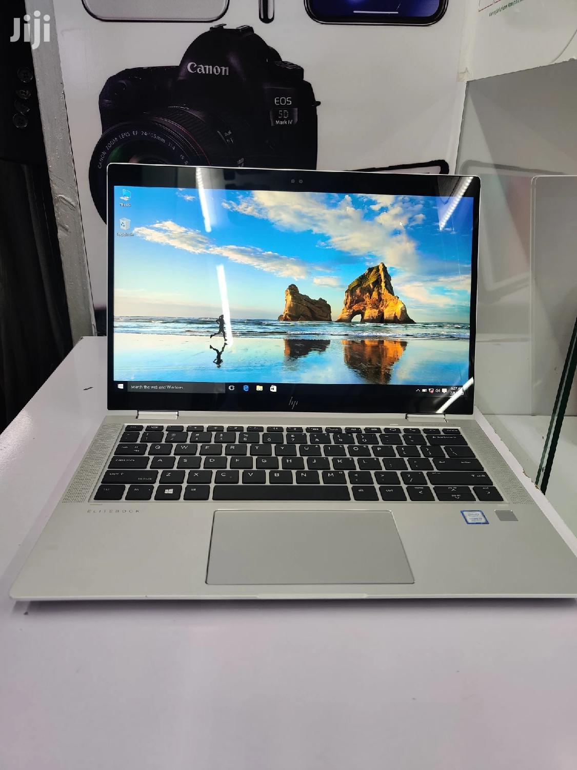 Laptop HP EliteBook X360 1030 G3 8GB Intel Core i5 SSHD (Hybrid) 256GB | Laptops & Computers for sale in Nairobi Central, Nairobi, Kenya