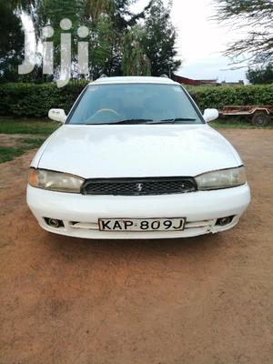Subaru Legacy 1996 2.5 White