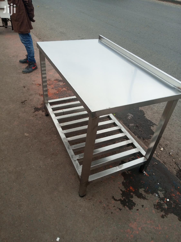 Kitchen Table | Restaurant & Catering Equipment for sale in Karen, Nairobi, Kenya