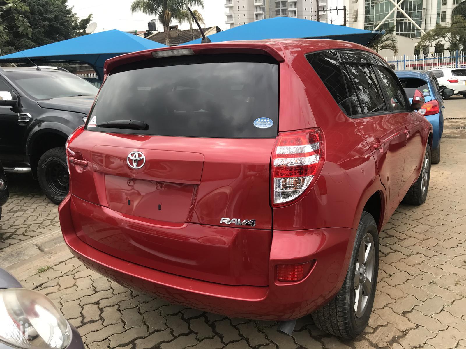New Toyota RAV4 2013 Red | Cars for sale in Kilimani, Nairobi, Kenya